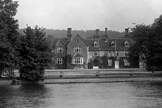 Bisham Grange, c.1890 (courtesy Oxfordshire County Council)